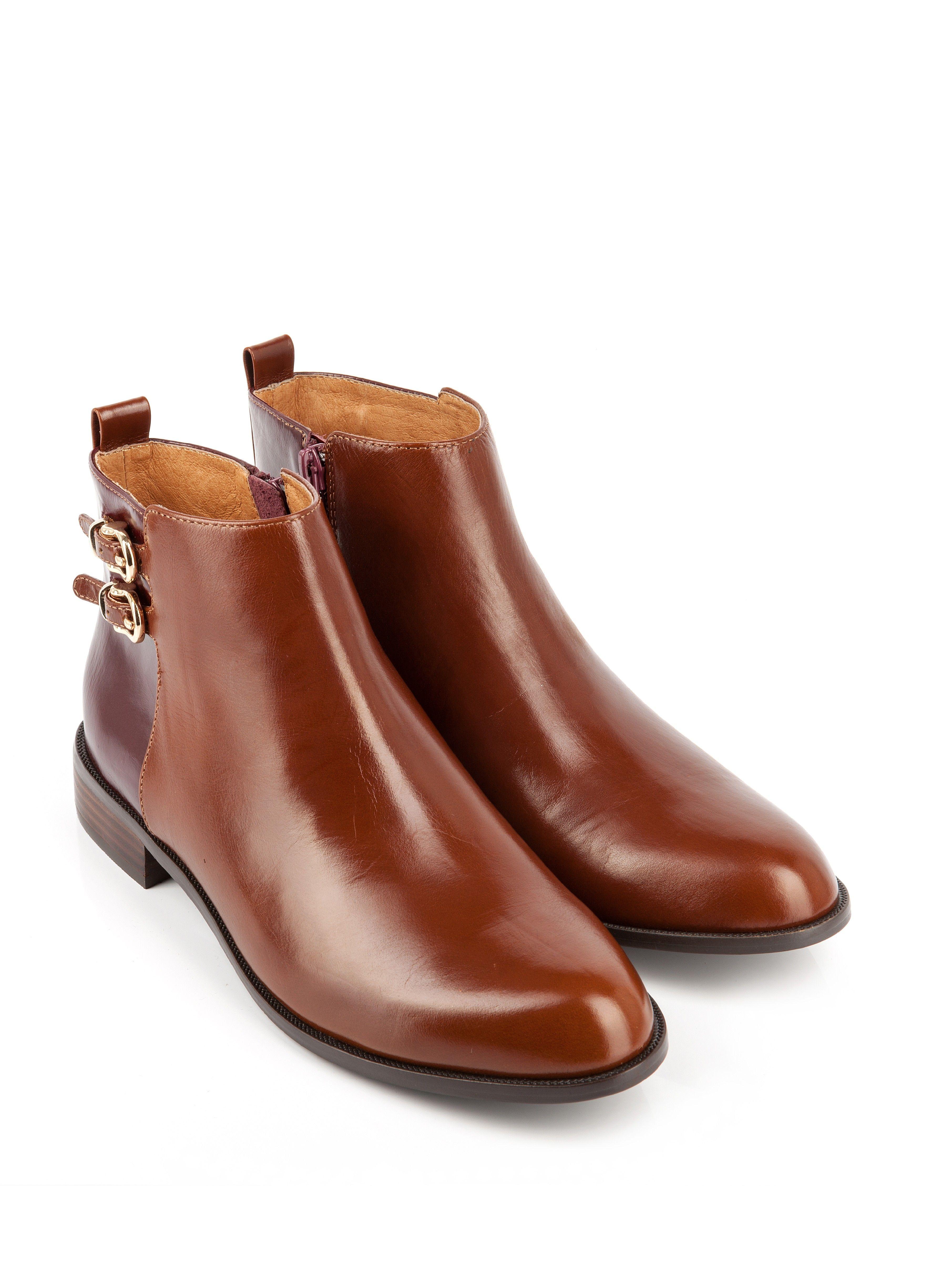 b203dde18083f Bottine TAVIA Camel - FEMME   chaussures   Pinterest