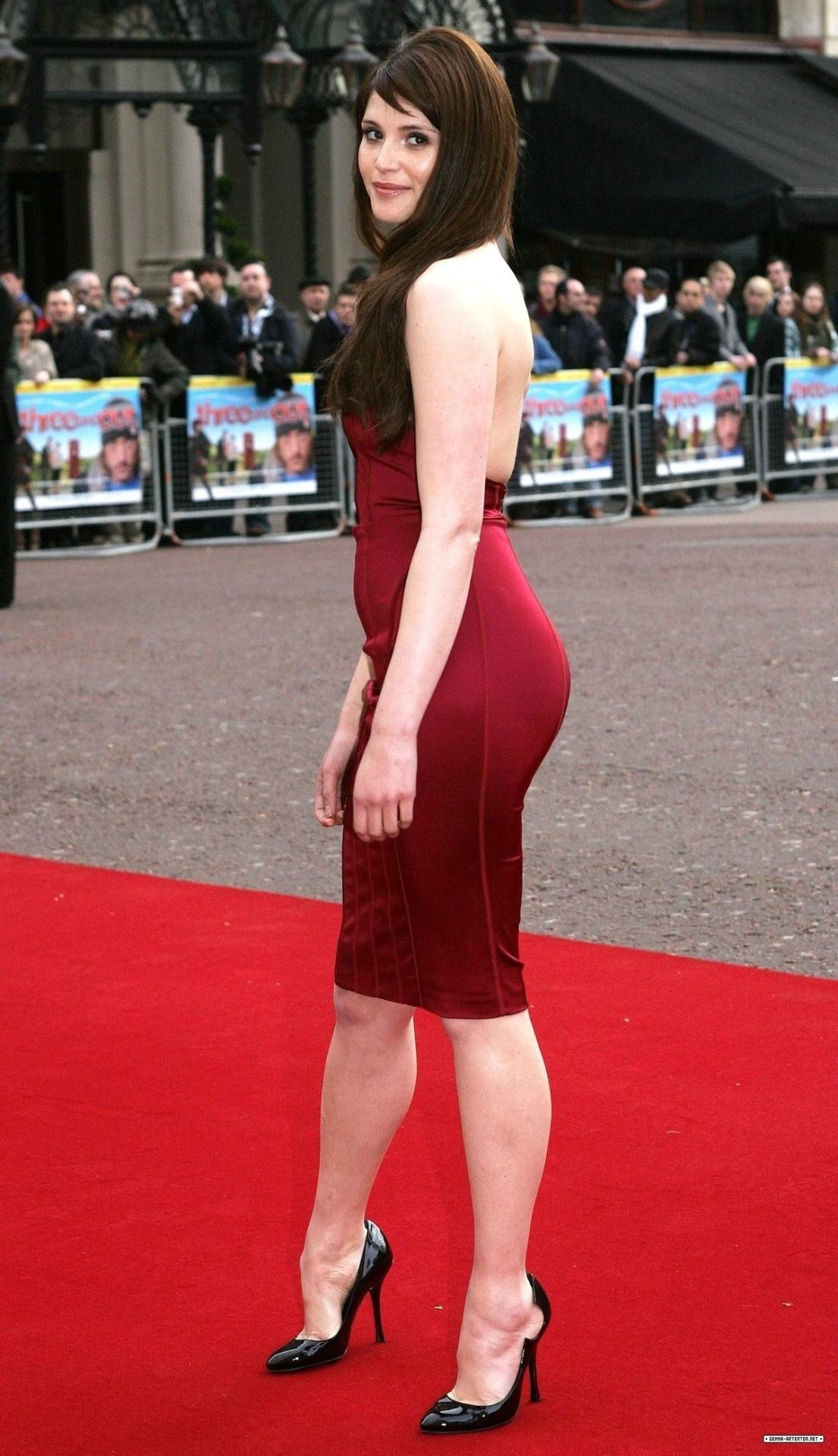 gemma arterton ass