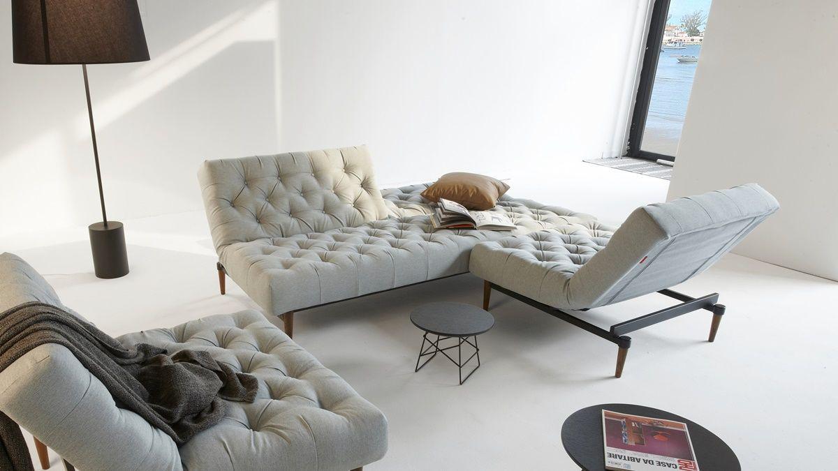 OLDSCHOOL sofa z funkcj spania INNOVATION OLDSCHOOL