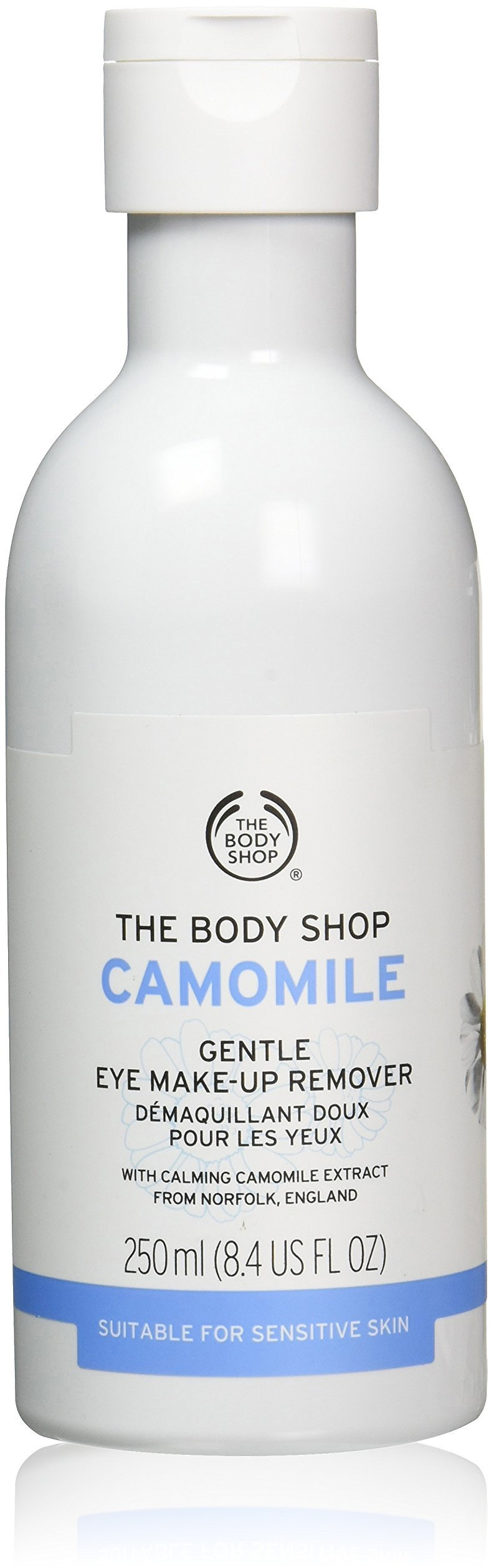 The Body Shop Camomile Gentle Eye Makeup Remover 8.4 Fl