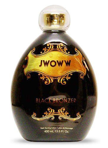 Jwoww Black Bronzer Gives You A Rich Dark Tan