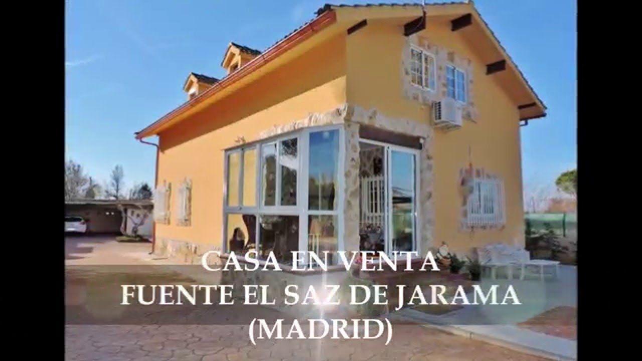 Chalet Adosado En Venta En Moncloa Aravaca Madrid Madrid  # Muebles Fuente El Saz