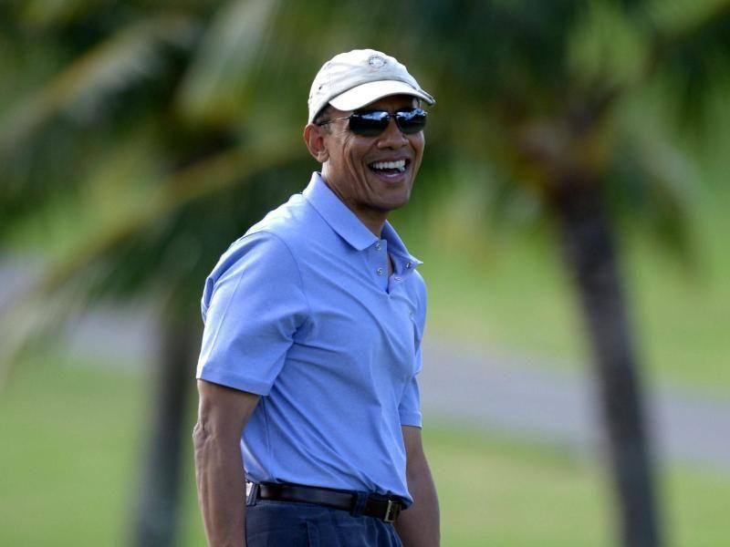 Sein letzter Job war wohl doch nicht so ohne. Ex-Präsident Barack ...