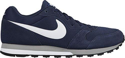 polla Desgracia Luminancia  Ofertas de Nike Md Runner 2, Zapatillas de Running Hombre, Azul (Midnight  Navy/White-Wolf Grey), 40 | Zapatillas deportivas hombre, Zapatillas  running hombre, Hombres nike