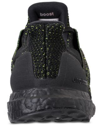 592b375b65c3d adidas Men s UltraBOOST Clima Running Sneakers from Finish Line - Black 10.5