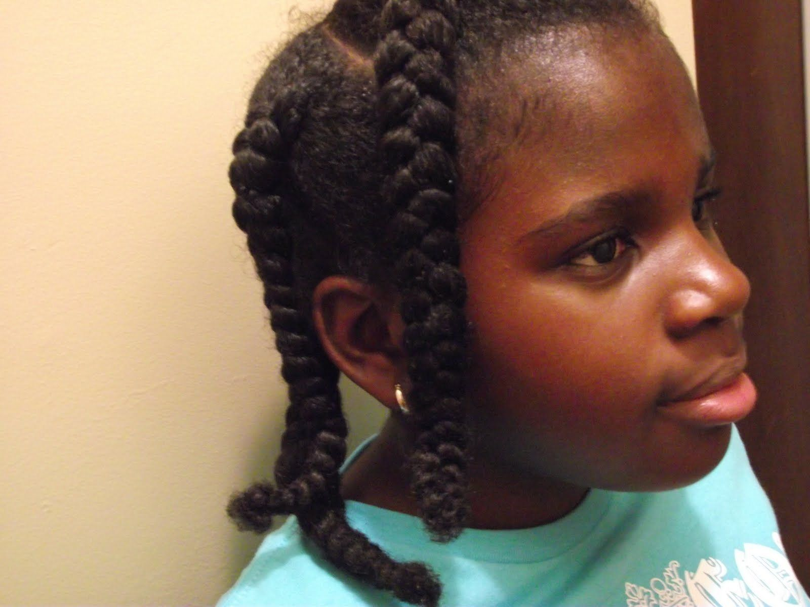 hairstyles for afro-american girl #afrohairstyle #cutehairstyle