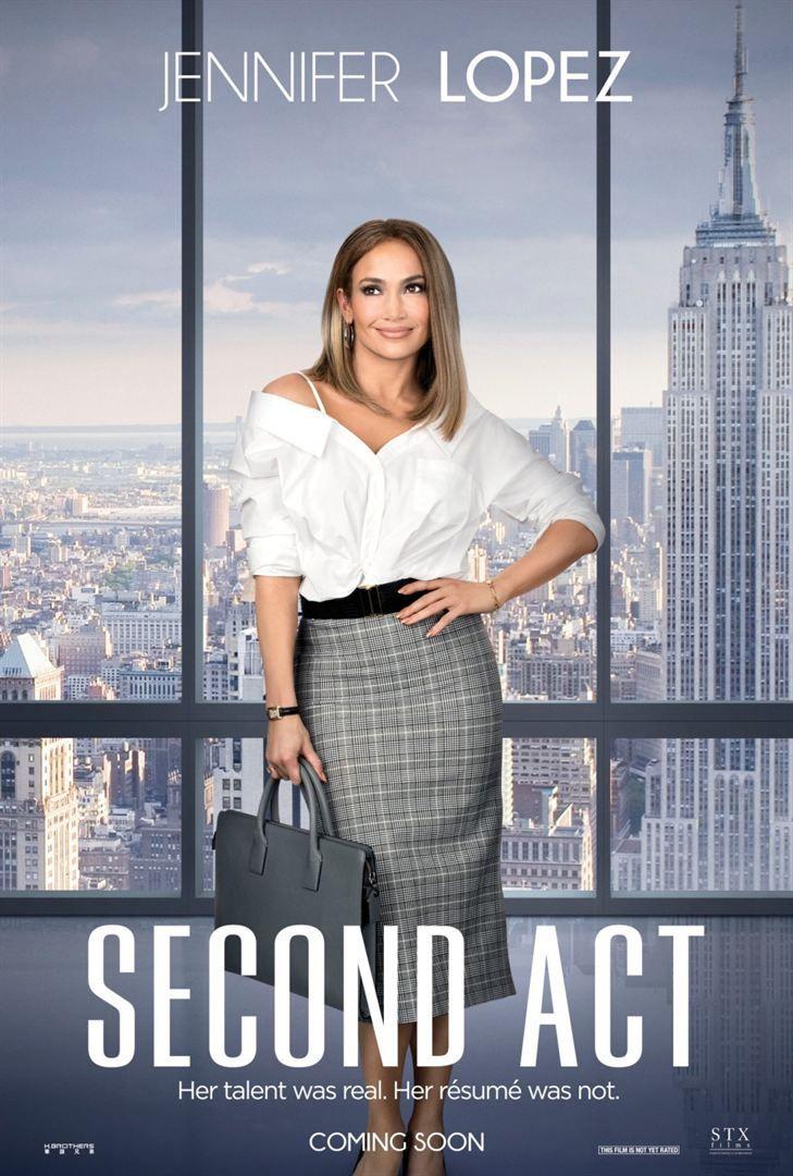 Second Act Tam Film Film Jennifer Lopez