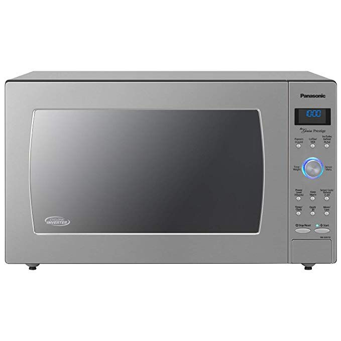 Panasonic Microwave Oven Nn Sd975s Stainless Steel Countertop