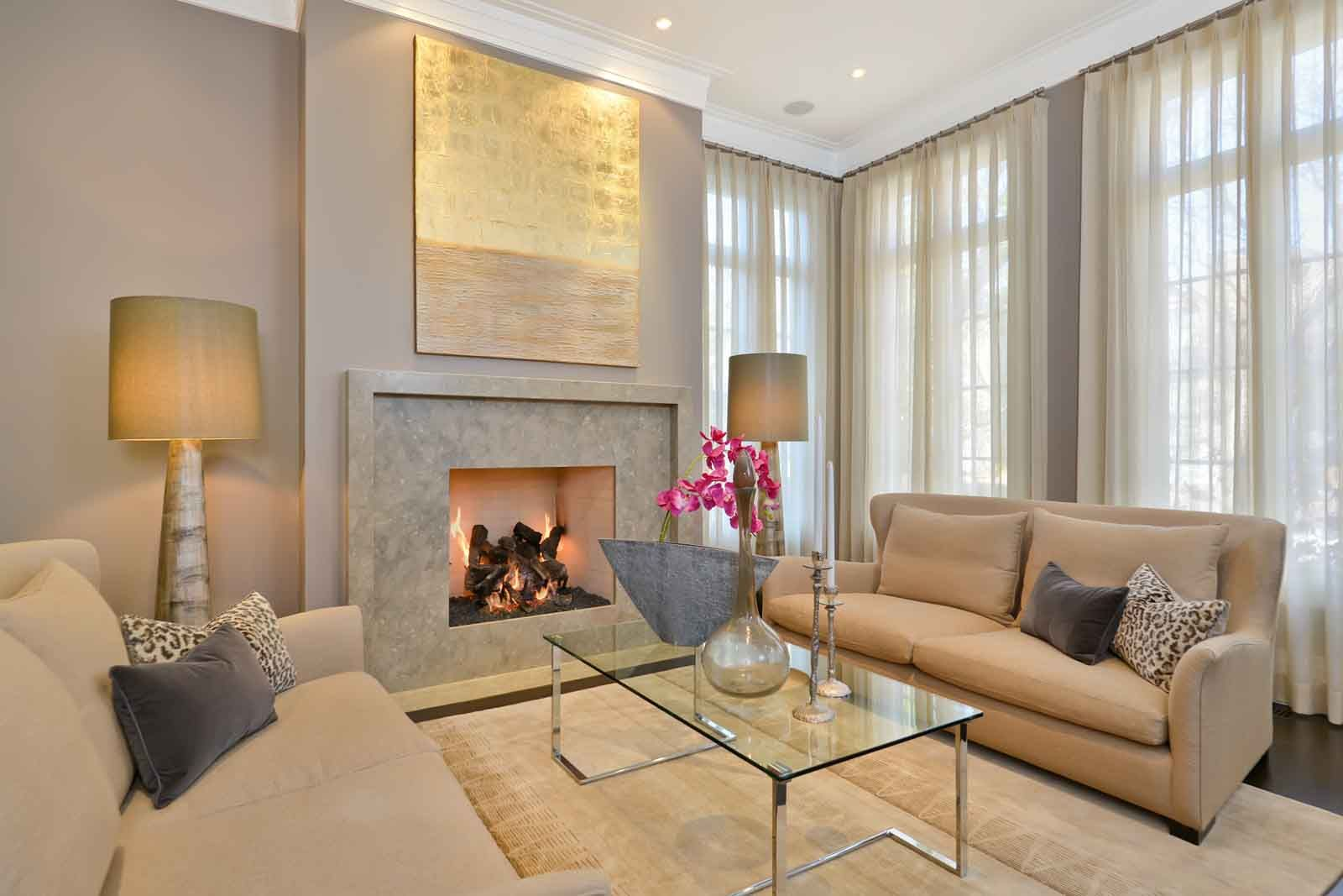 Contemporary Elegance Living Room By Amy May Of May Designs, Interior  Designer Based In Seattle