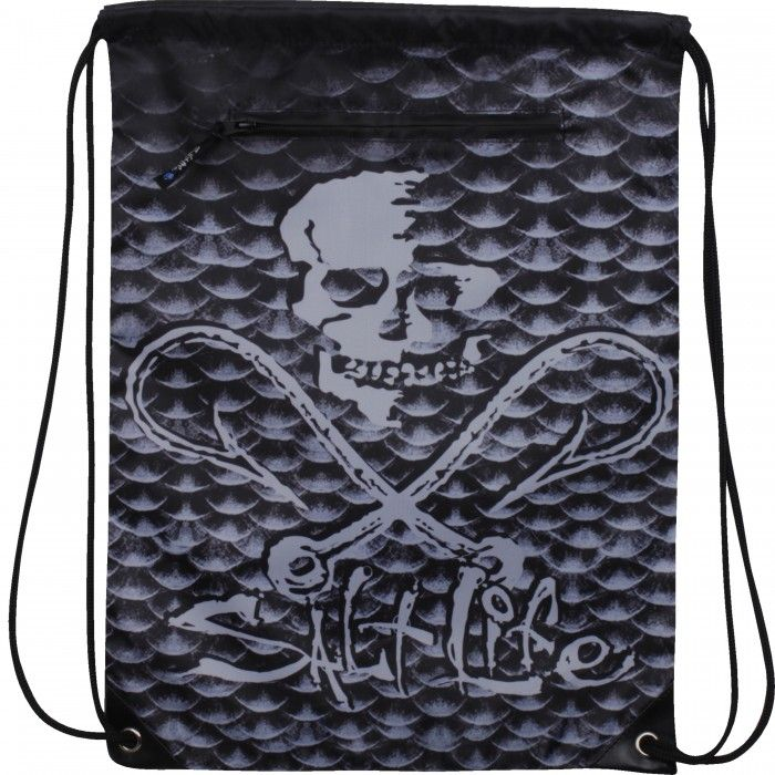 Salt Life Hooked Skull cinch back pack!