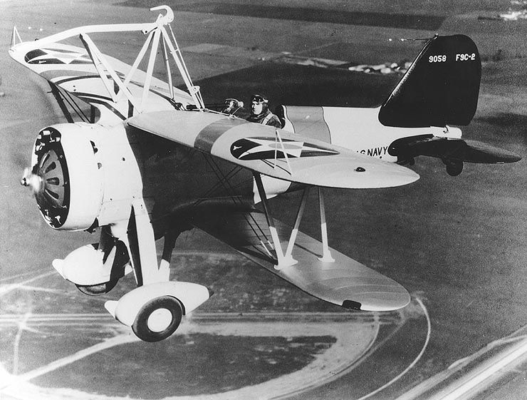 The Curtiss F9c Sparrowhawk Was A Light 1930s Biplane Fighter Aircraft That Was Carried By The United States Navy Airship Sparrowhawk Fighter Aircraft Aircraft