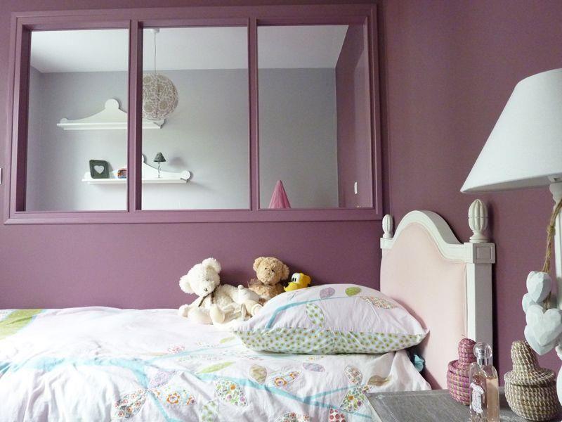 Une chambre de petite fille entre douceur et caractère | Déco ...
