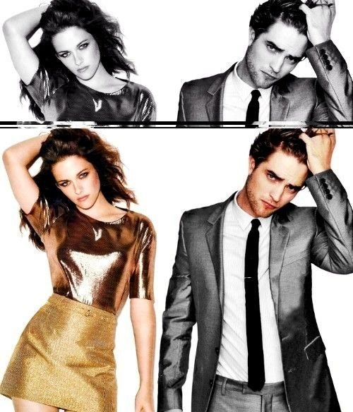 I can't believe I became a 'Twilight' person!...but now that I am, TEAM EDWARD