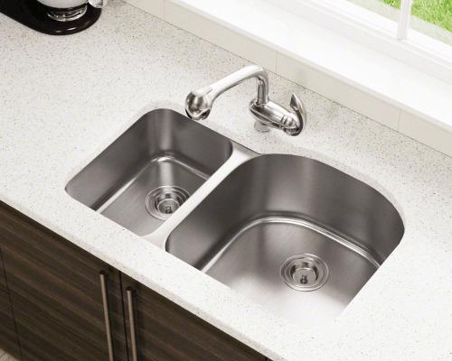 Solera Sinks Product | Sink, Double bowl kitchen sink ...