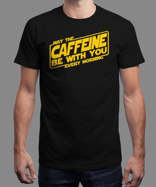 """""""Every Morning"""" is today's £9/€11/$12 tee for 24 hours only on Pin this for… 