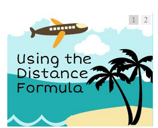 Videos,example problems, distance formula calculator