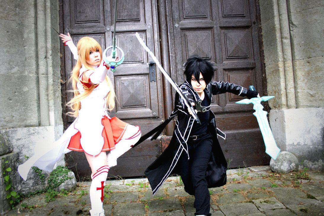 Dress up games favourites by asuna and kirito on deviantart -  Anime Swordartonline Sword_art_online Gungaleonline Alfheim Sao Kirito Asuna