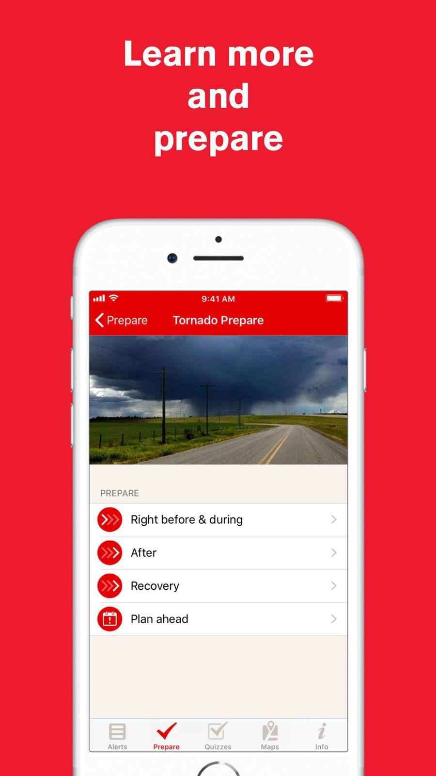 Emergency Alerts UtilitiesWeatherappsios App, Game