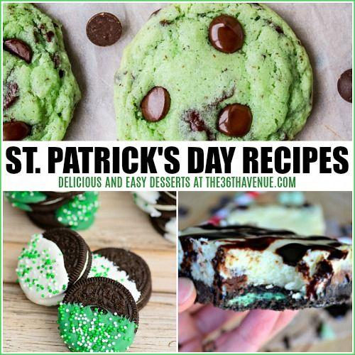 Saint Patrick's Day Recipes CLICK HERE