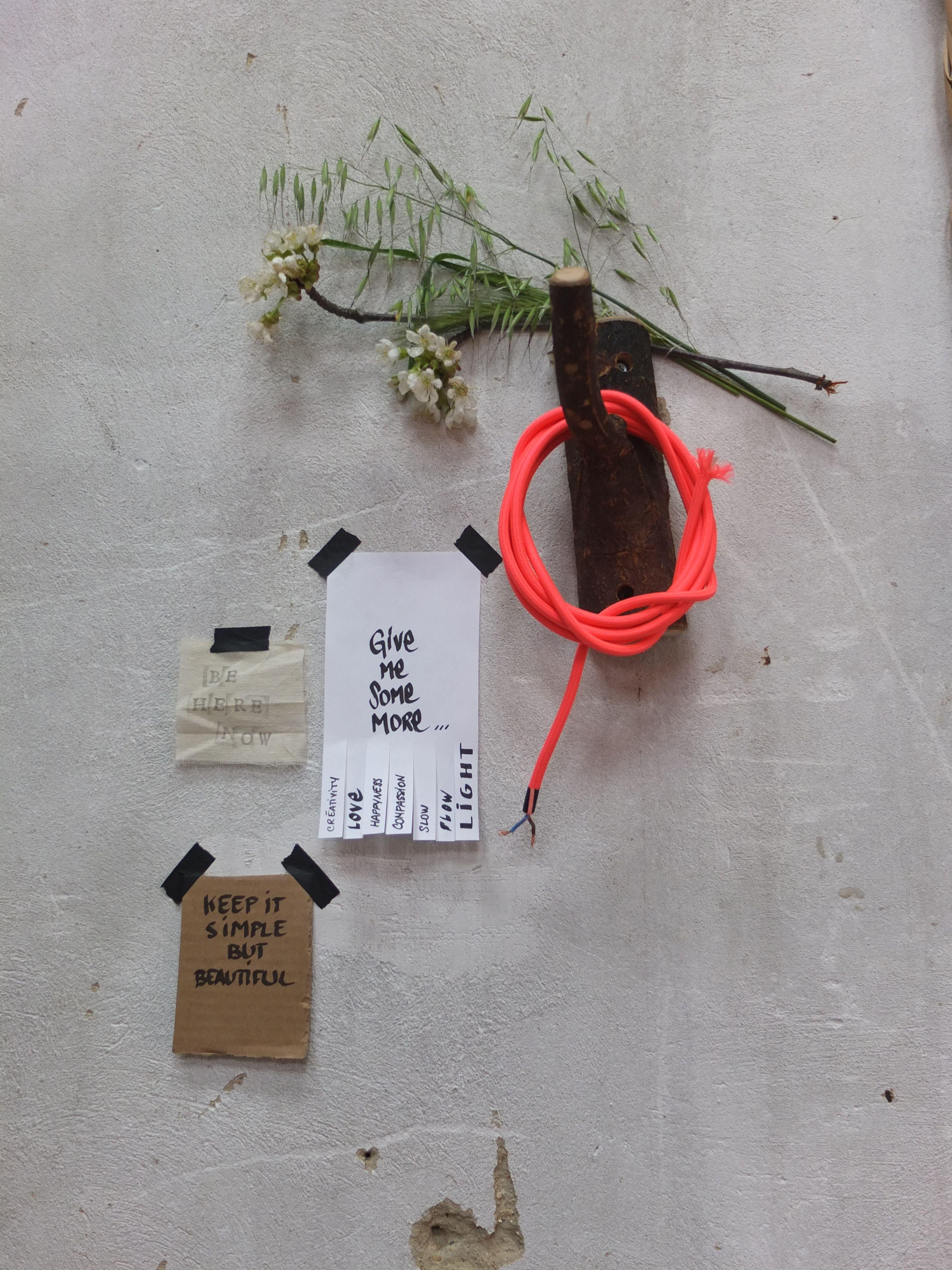 """Workshop stylisme déco à la Maison Pernoise avec Anouk B """"Portrait"""" d'Elisabeth Diakite"""