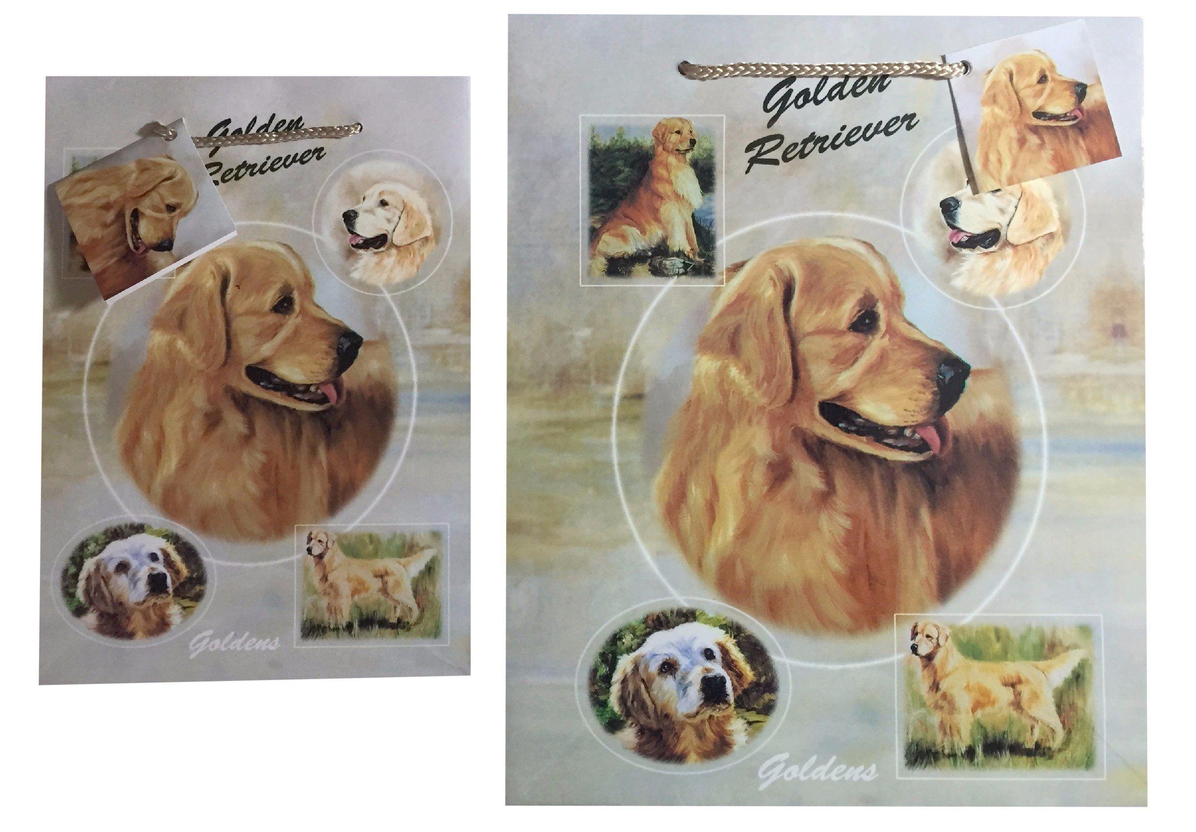 Amazon Com Dog Breed Gift Bags Set Of Two Beagle Health