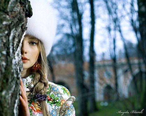 Russian Fashion, Russian Beauty