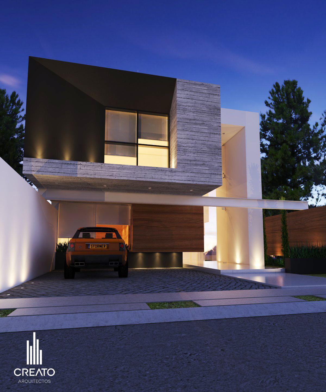 La toscana por creato arquitectos casas house planos maquetas y obras en 2019 house - Arquitectos casas modernas ...