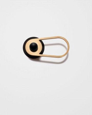 s 02 bonnemazou cambus poignee de porte rosace gouttelight mixte noire laiton furniture. Black Bedroom Furniture Sets. Home Design Ideas