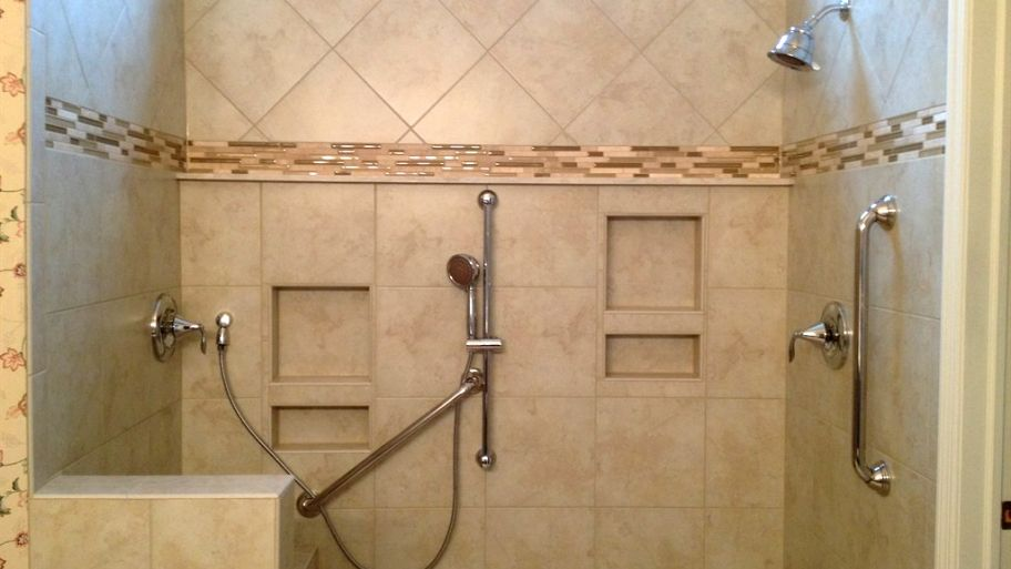 Delighted Bathroom Shower Grab Bars Contemporary - The Best Bathroom ...