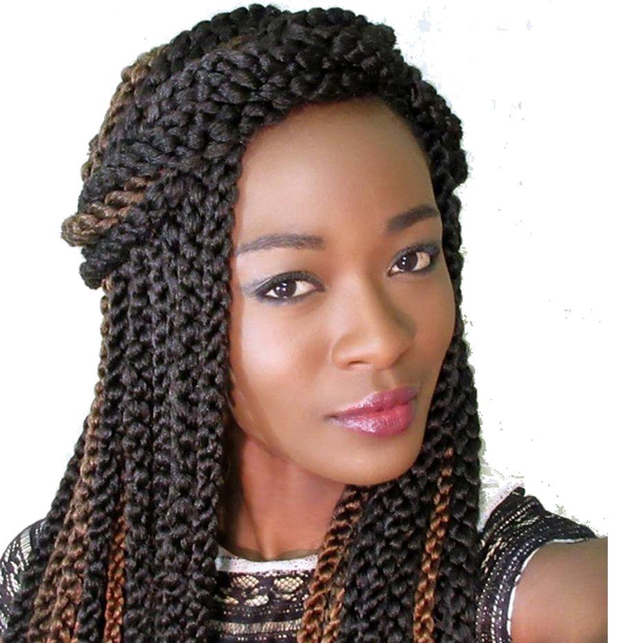 D cubic twist crochet braids crochet twist cheap braiding hair