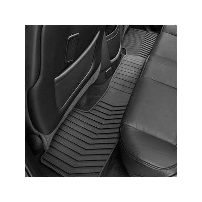 Chevy Tahoe Floor Mats Rear Premium All Weather At Partscheap Com Chevrolet Accessories Chevy Tahoe Chevy Vehicles