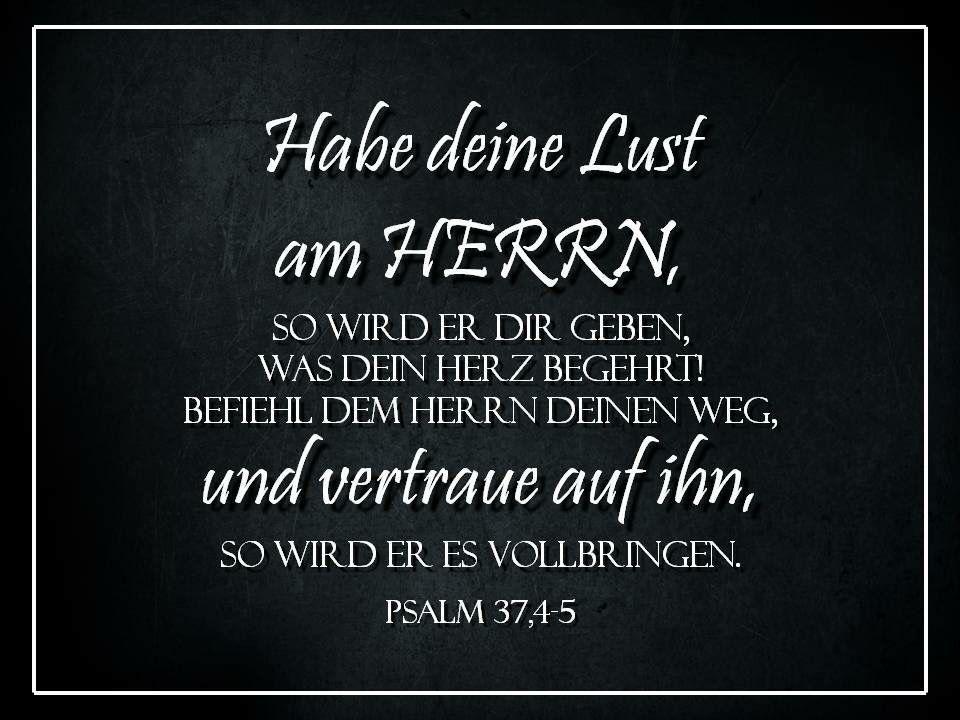 Psalm Vertrauen