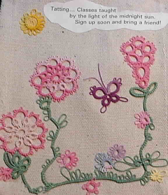 Tatting great site for anyone interested