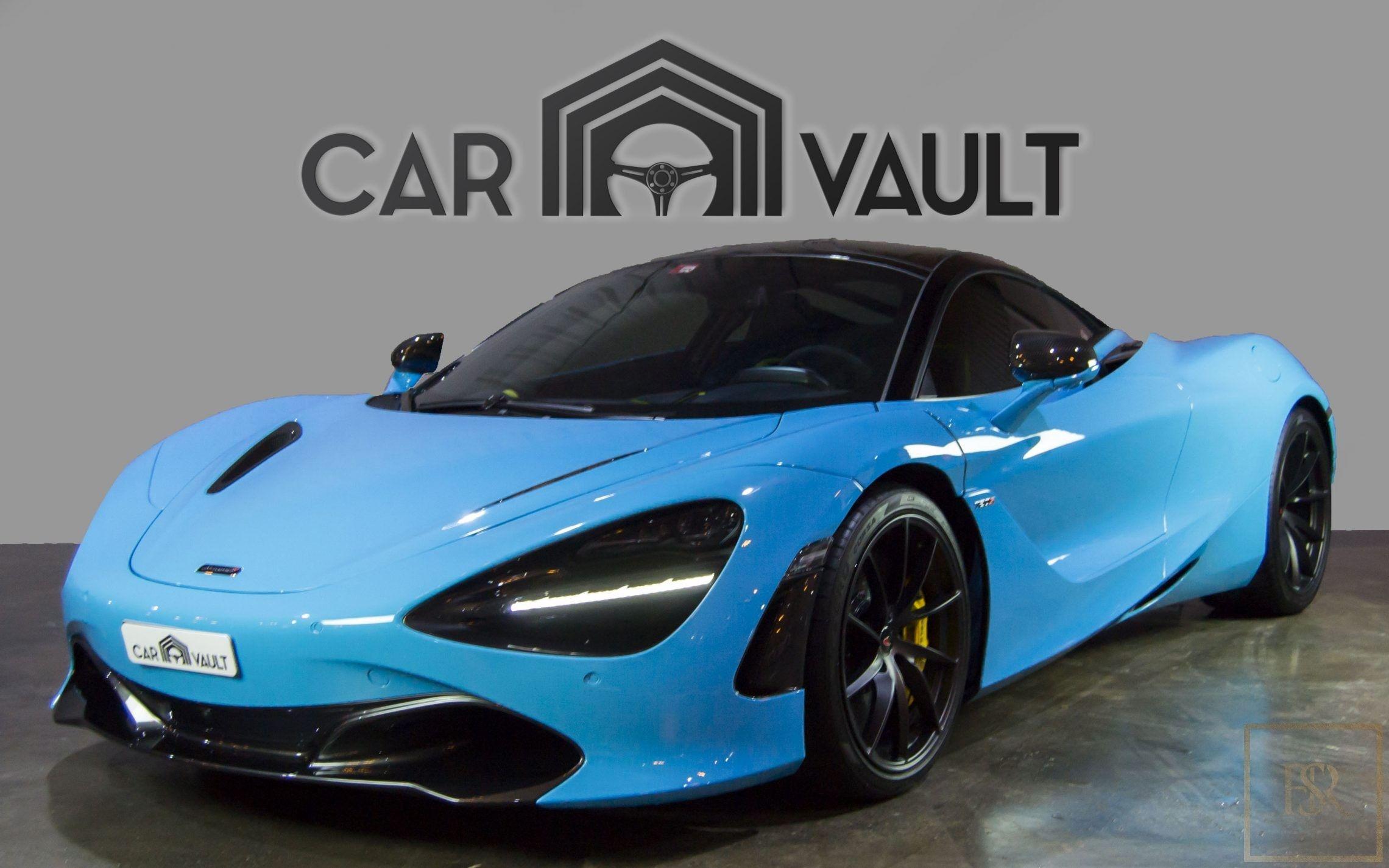 Mclaren 720s 2018 Bleu For Sale Super Cars Mclaren Dream Cars