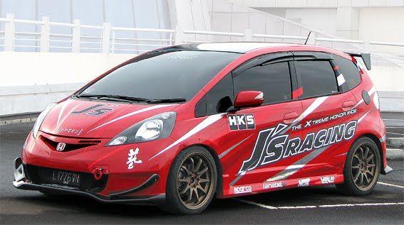 Kumpulan Foto Hasil Modifikasi Mobil Honda Jazz Honda Fit Jazz Honda Jazz Honda Fit Sport