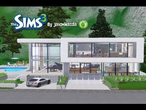the sims 3 house designs - modern unity | the sims houses | pinterest - Sims 3 Wohnzimmer Modern