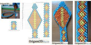 Risultati Immagini Per Diagrams Origami 3d