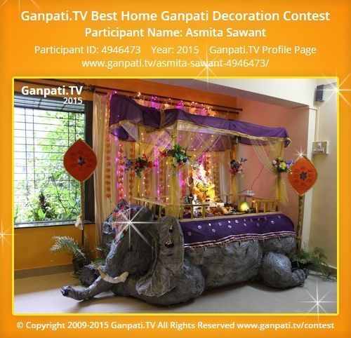 Ganpati Decoration Ideas Zopdi