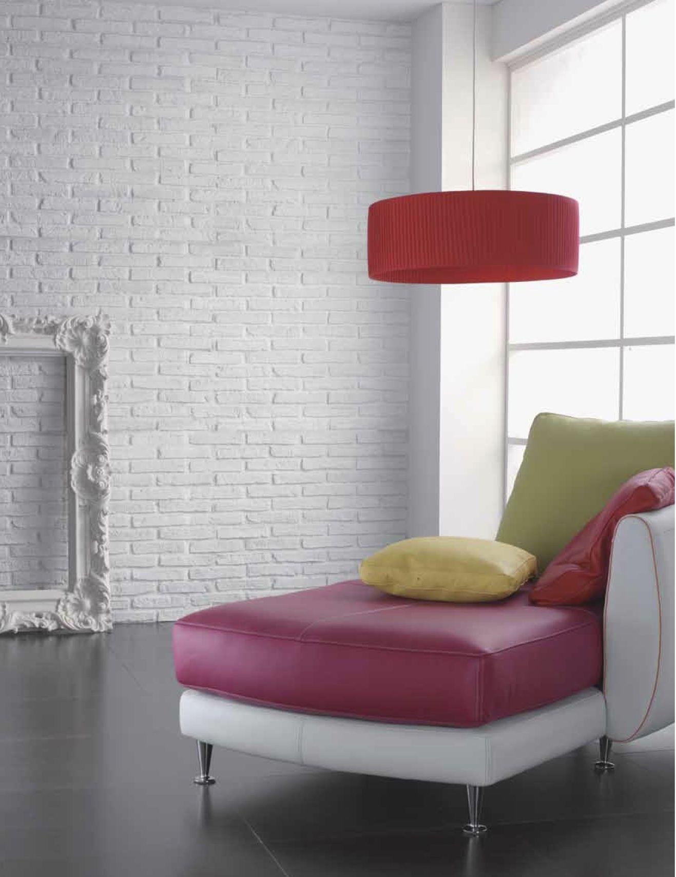 Fake Bricks! Dreamwall wall panels Pareti finte, Pareti