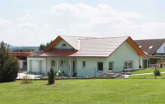bgl sd 121a haus aussen pinterest bungalow. Black Bedroom Furniture Sets. Home Design Ideas