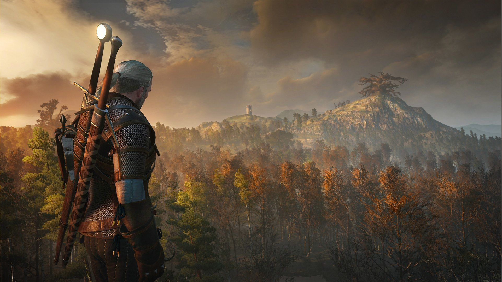 The Witcher Wallpaper HD 1922×1080 The Witcher 3 Wild Hunt