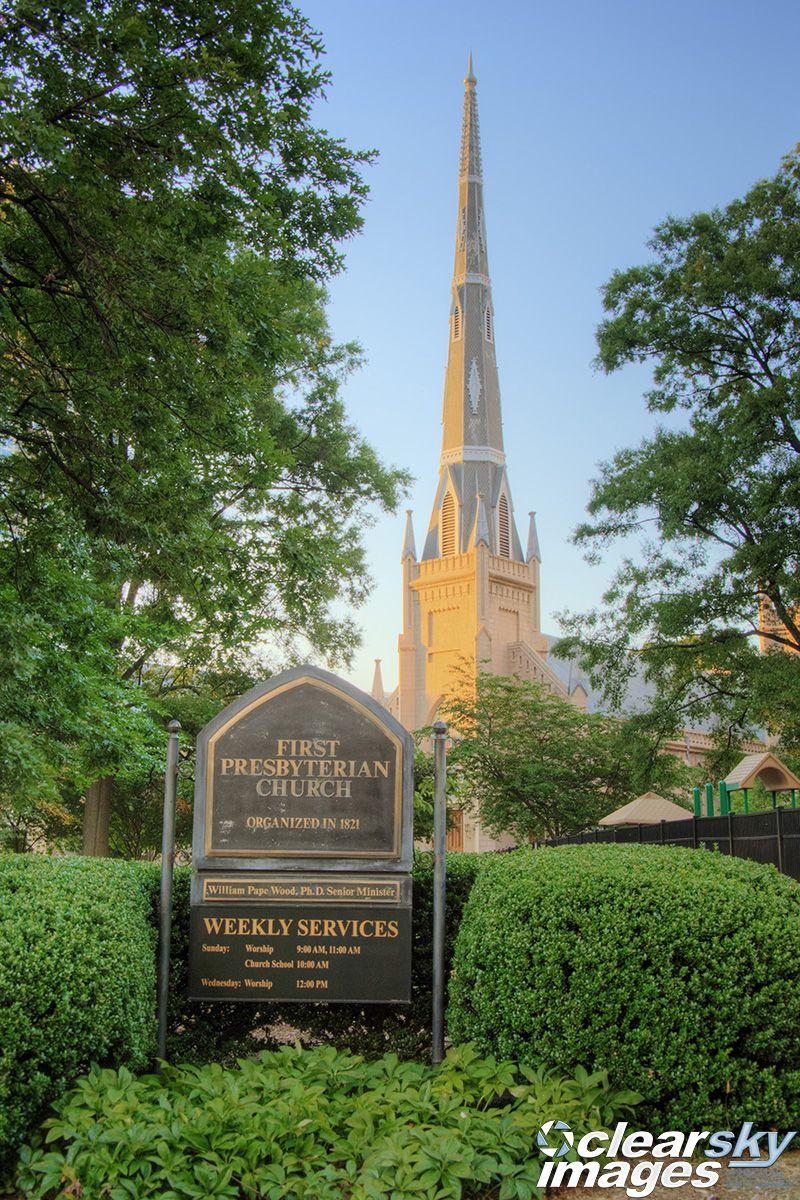 First presbyterian church uptown charlotte nc religious
