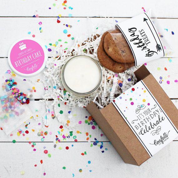 Mini Birthday Gift Box