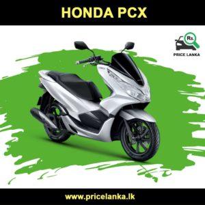 Honda PCX Price in Sri Lanka Pricelanka.lk in 2020