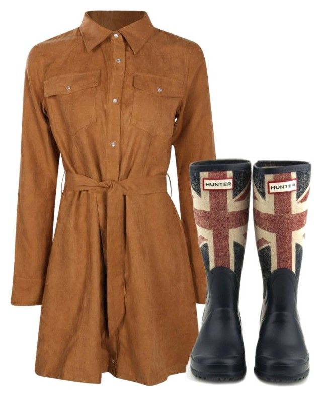 """""""hunter boots - perrie insp"""" by littlemixmakeup ❤ liked on Polyvore featuring women's clothing, women, female, woman, misses and juniors"""