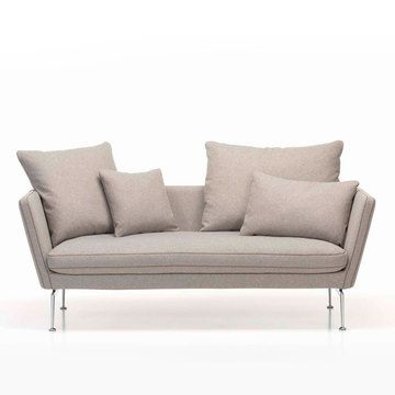 Suita Sofa Two Seater Stone Gray House