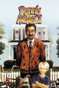 Dennis The Menace 1993 Moviefinder Tv Dennis The Menace Childhood Movies Vhs Movie