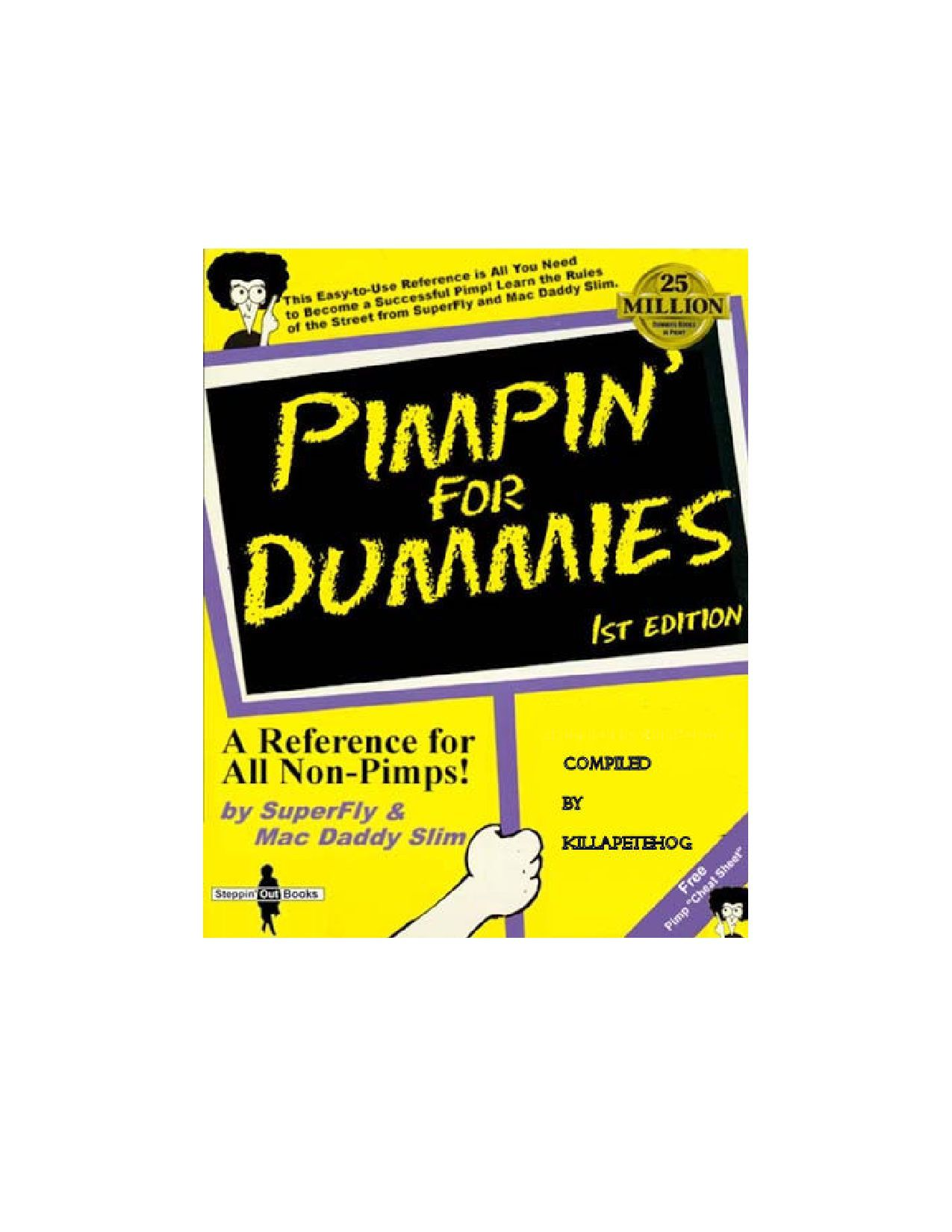 pimping for dummies
