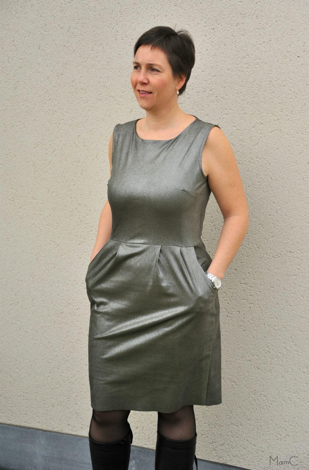 For Lora Jurk Lmv FeesteditieNaaiwerkjes Work Dresses – yPm8Nnwv0O