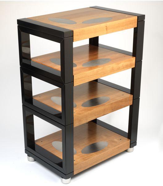 leading edge rack hifi stands audio rack stereo cabinet rack design. Black Bedroom Furniture Sets. Home Design Ideas